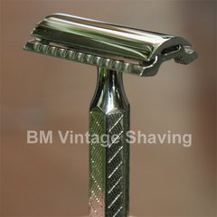 Merkur Double Edge Safety Razor  Chrome Plated