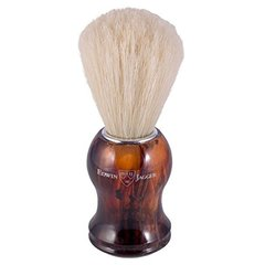 Edwin Jagger Bristle Shaving Brush Tortoiseshell Small