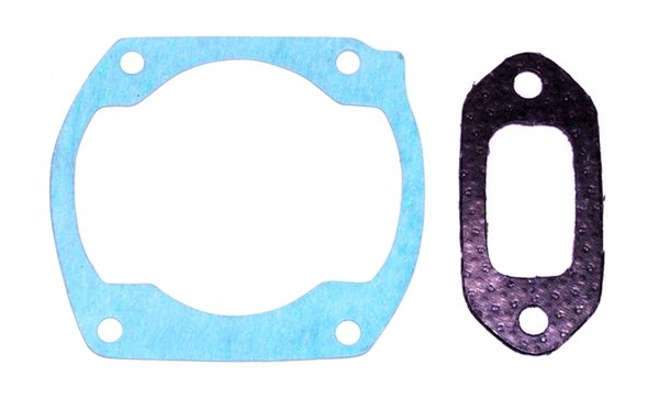 HUSQVARNA 365, 362, 372, 371 CYLINDER BASE AND EXHAUST GASKET SET