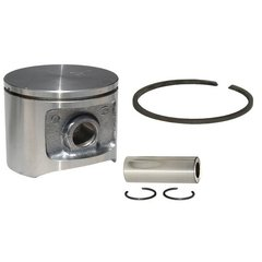 Husqvarna 371XP, 372, 372EPA*, 372K, Jonsered 2071, 2171 (single ring) PISTON ASSEMBLY 50MM