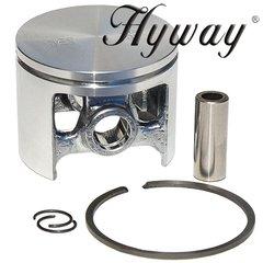 >Husqvarna 266 Hyway PISTON ASSEMBLY 50MM