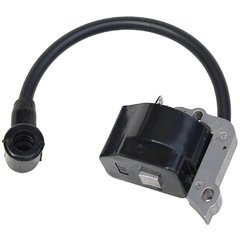 STIHL FS38, FS45, FS46, FS55, FC55, KM55, MM55, HL45, HS45 IGNITION COIL WITH WIRE AND CAP