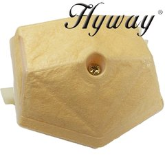 HUSQVARNA 55, 51 HYWAY brand AIR FILTER (FELT) with base (screw on) type