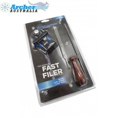 """Archer Fast Filer - 7/32"""" TOOL for 3/8"""" pitch chain"""