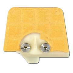 STIHL MS360, 036, MS340, 034 AIR FILTER (felt style) LATER MODEL