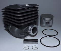 HUSQVARNA 371, 372, 375, 362, 365, Jonsered 2065, 2071, 2165, 2171 CYLINDER KIT NIKASIL 50MM