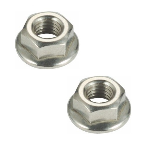 HUSQVARNA CHAINSAW GUIDE BAR NUT SET OF TWO