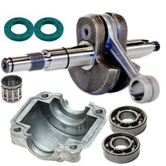 >STIHL 023, 025, MS230, MS250 CRANKSHAFT, BEARINGS, SEALS, PAN KIT