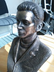 Seamus Costello Bronze bust