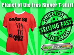 Planet of the Irps Ringer T-Shirt
