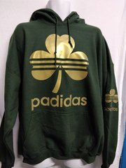 padidas Hoodie - Gold Edition