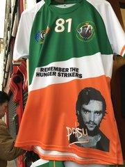 Patsy O'Hara full print t-shirt