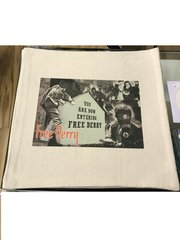 Free Derry Pillow Case