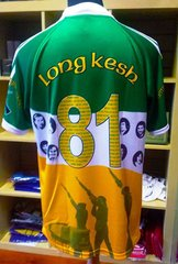 THE FINAL SALUTE 1981 top commemorating the Irish hunger strikers