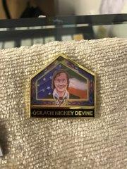 Micky Devine Badge