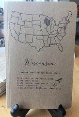 Wisconsin Notepad