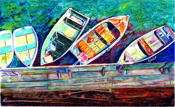 Monterey Boats