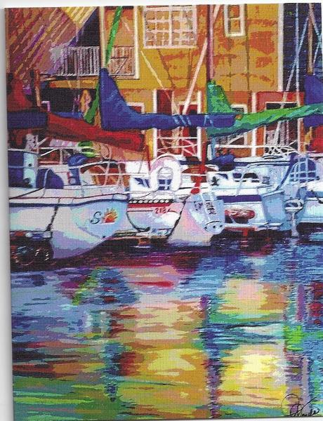 B Sailboats