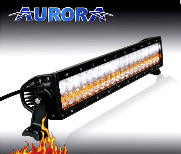 Aurora 40 inch 240 watt all weather dual row led light bar usa aurora 40 inch 240 watt all weather dual row led light bar mozeypictures Images