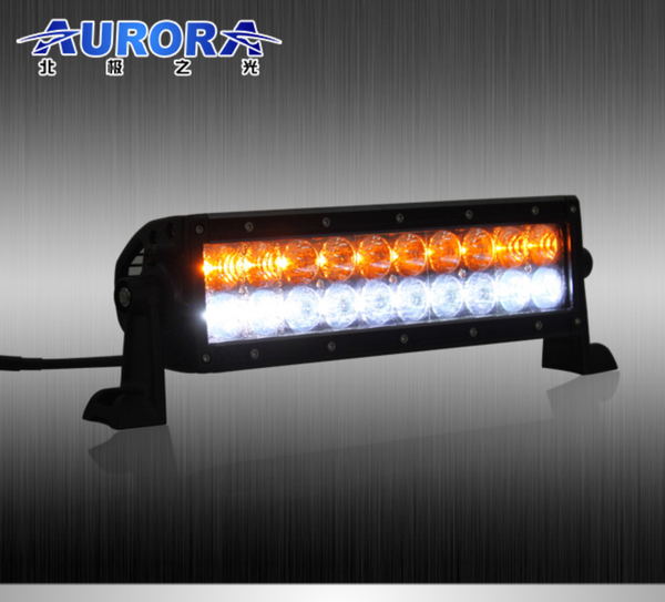 Aurora 10 inch 60 watt all weather dual row led light bar usa aurora 10 inch 60 watt all weather dual row led light bar mozeypictures Choice Image