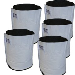 (5x) 3 gallon Root Trapper II pots -- U.S. RESIDENTS ONLY --