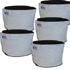 (5x) 5 gallon Root Trapper II squat pots -- U.S. RESIDENTS ONLY --