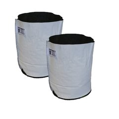 (2x) 5 gallon Root Trapper II pots-- U.S. RESIDENTS ONLY --