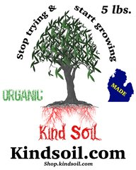 5 lbs. Kind Soil Create your own order size