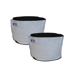 (2x) 5 gallon Root Trapper II squat pots -- U.S. RESIDENTS ONLY --