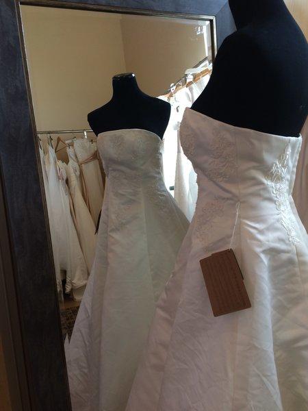 Light In The Box Wedding Dress 384 14418