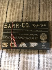 Barr-Co Reserve Bar Soap