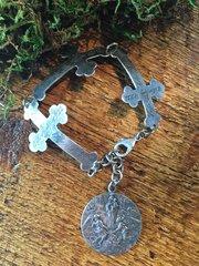 Nun Bracelet Silver