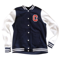 Ladies Letterman Baseball Fleece