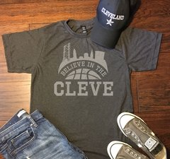 Believe in the Cleve Basketball