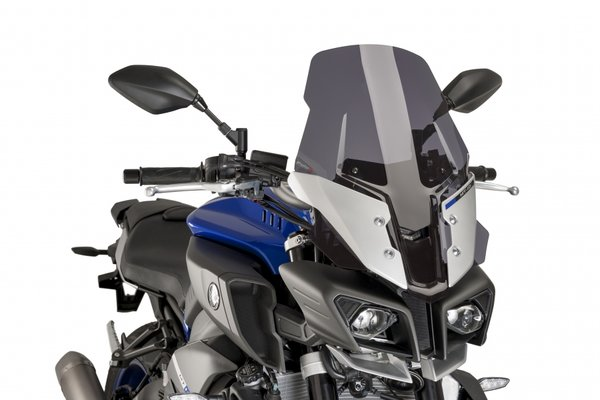 yamaha mt 10 puig touring windshield motorezshop. Black Bedroom Furniture Sets. Home Design Ideas