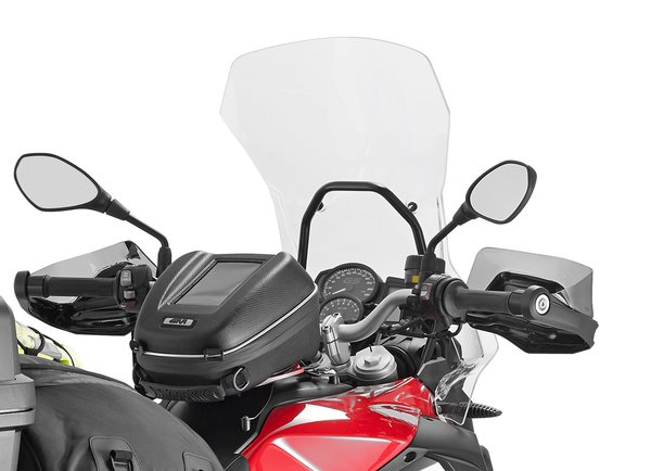 givi d5110st windscreen for bmw f800gs adventure 2013. Black Bedroom Furniture Sets. Home Design Ideas