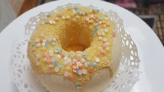 Tight & Tone Donut body treatment Bath Bomb