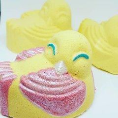 Duckie aromatherapy jelly bath bomb