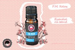 P.M Relax Essential oil blend 10ml