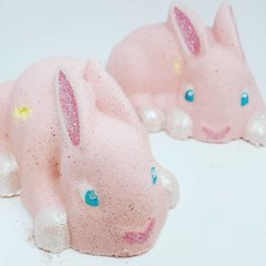 Bunny Love aromatherapy jelly bath bomb