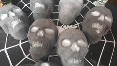 Lunacy Skull jelly body treatment Bath Bomb