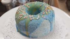 Relax Donut body treatment Bath Bomb