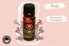Rub Essential oil blend 10ml