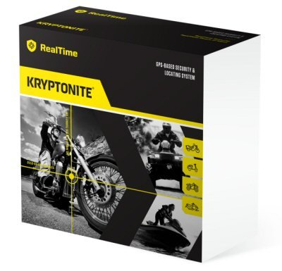 Kryptonite RealTime GPS Security & Locating System