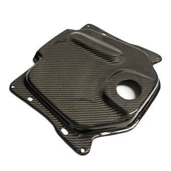 NCY Gas Tank Cover Carbon Fiber