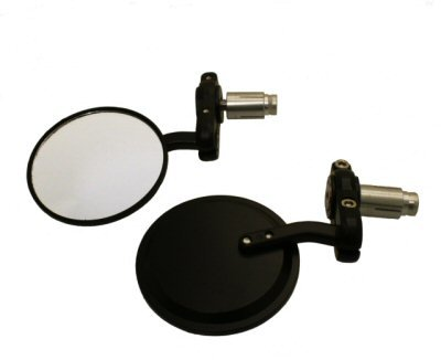 Adjustable Bar End Mirrors