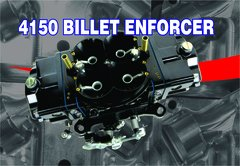 4150 DRAG RACE GAS SERIES