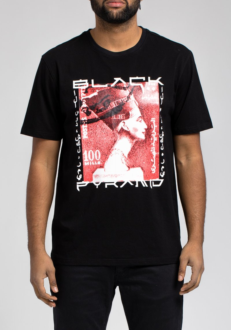 Black Pyramid Shes Calling Short Sleeve Tee Shirt Turning Point A Hot Spot For Men S Fashion