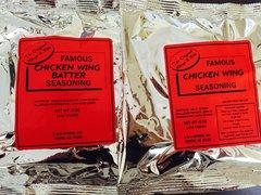 Seasoning and Batter mix 8oz Bags