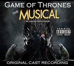 GOT: The Musical CD Soundtrack